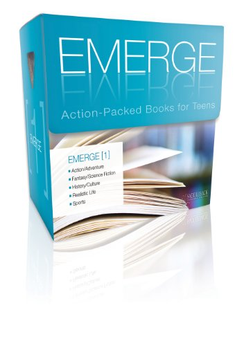Emerge Boxed Set (60 Books, 3 Each of 20 Titles) (Teen Emergent Reader Libraries) PDF