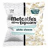Metcalfe's Skinny White Cheese Topcorn 75g x 3