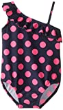Osh Kosh Baby-Girls Infant Pink Dot 1 Piece, Navy, 12 Months Reviews
