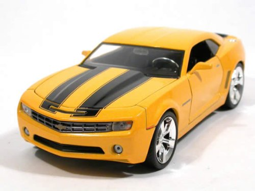2006 Chevy Camaro Concept diecast model car 1:24 scale die cast by Jada Toys - Bumble Bee Yellow 91782 - Buy 2006 Chevy Camaro Concept diecast model car 1:24 scale die cast by Jada Toys - Bumble Bee Yellow 91782 - Purchase 2006 Chevy Camaro Concept diecast model car 1:24 scale die cast by Jada Toys - Bumble Bee Yellow 91782 (Jada, Toys & Games,Categories)