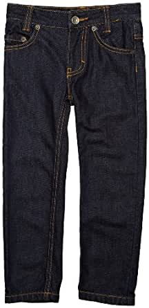 Timberland - denim - abington - jean - garçon - bleu (rainse wash) - 4 ans