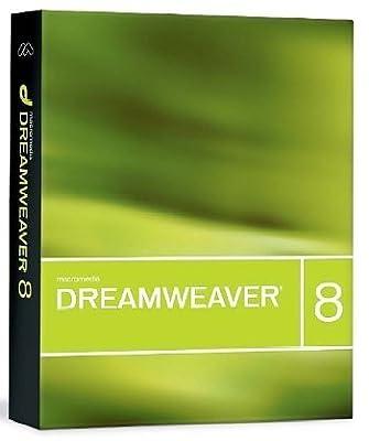 Macromedia Dreamweaver 8 Upgrade Win/Mac [Old Version]