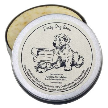 シアトル石鹸 Dirty Dog ダーティードッグ Seattle Sundries社製
