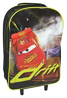 Trade Mark Collections Disney Cars Drifting Evolution Wheeled Bag by Trade Mark Collections