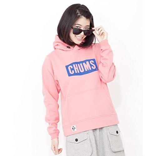 (チャムス)CHUMS(チャムス) CHUMS Logo Pull Over ParkaWS CH10-0523  Cali Pink WS