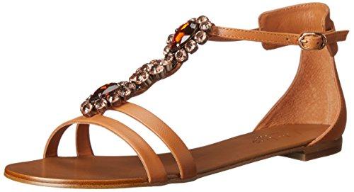 Lola Cruz 372Z10BK Donna US 6 Beige Sandalo EU 36