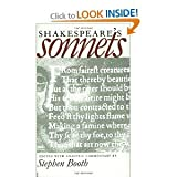 An Essay on Shakespeare's Sonnets (0300015143) by Booth, Stephen