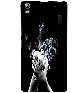 LENOVO A7000 PLUS HANDS Back Cover by PRINTSWAG