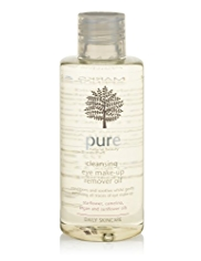 Pure Cleansing Eye Make Up Remover Oil 100ml