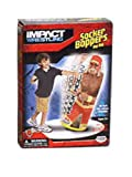 "SOCKER BOPPERS IMPACT WRESTLING HULK HOGAN 36"" BOP BAG"