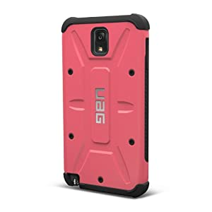 URBAN ARMOR GEAR Case for Samsung Galaxy Note III, Hot Pink