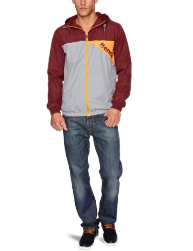 Bench Iceblink B Men's Jacket Burgundy Small