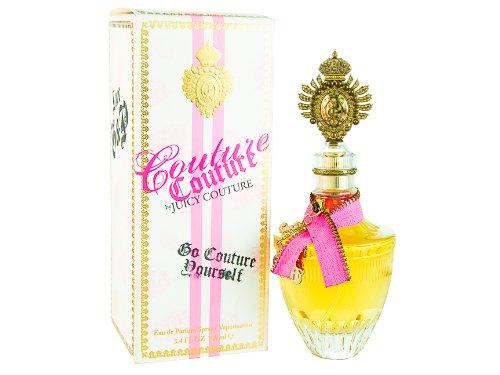 Couture Couture by Juicy Couture by Juicy Couture Eau De Parfum Spray for Women, 3.40-Ounce