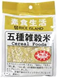 五種雑穀米スティックタイプ 25g×12袋