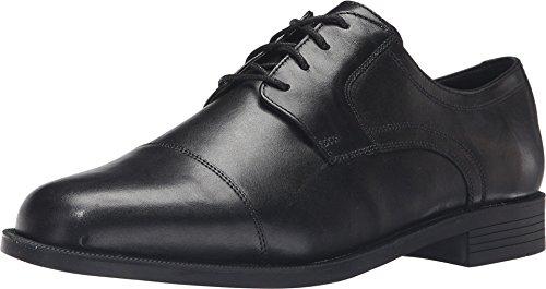 Cole Haan Men's Dustin Cap Ox Black Oxford 10.5 D (M) (Cole Haan Black Cap Toe compare prices)