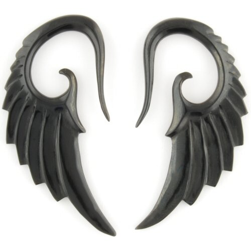 Pair of Horn Fallen Angels: 0g