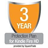 3-Year Kindle Fire HD Protection Plan with Accident & Theft Cover by SquareTrade, UK customers only