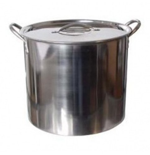 Eagle Brewing BE300 Stainless Steel Kettle, 5 gal (Stainless Steel Kettle 5 Gallon compare prices)