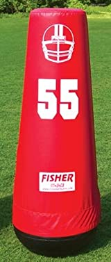 Fisher 10155 Varsity Pop Up Dummy (Call 1-800-327-0074 to order)