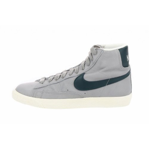 first rate da057 30b52 Basket Nike Blazer Mid Leather Vintage - Ref. 525366-040 - 41