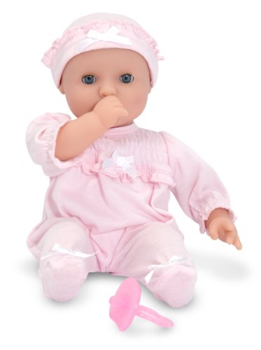 melissa-doug-mine-to-love-jenna-3048cm-soft-body-baby-doll-with-romper-and-hat