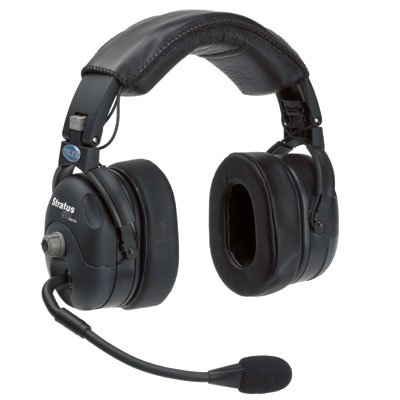 Telex Stratus Heli-XT ANR Aviation Headset by Telex