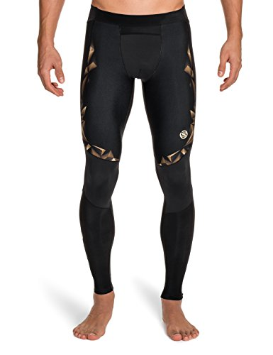 skins-a400-collant-de-compression-homme-or-or-ll