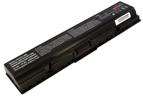 Toshiba PA3534U-1BRS Primary 6-Cell Battery Pack