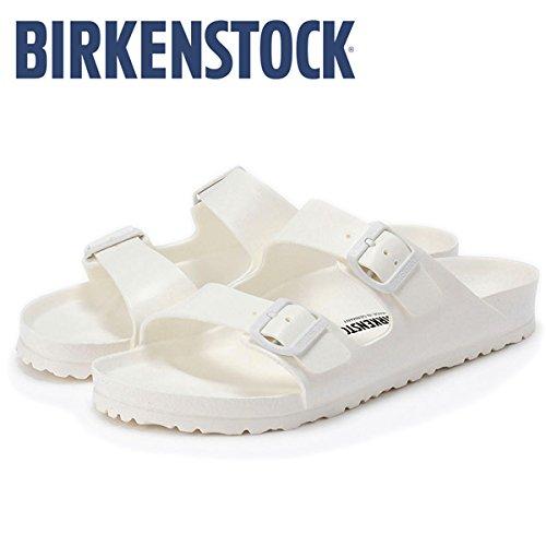 (ビルケンシュトック) BIRKENSTOCK サンダル ARIZONA/アリゾナ EVA 129441 メンズ ベルトタイプ 42 ホワイト