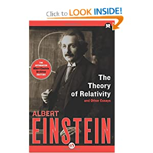 essay on the theory of relativity The relativity of wrong as shown in the theory of relativity worked out between 1905 and 1916 and i will devote this essay to an explanation of why i think so.