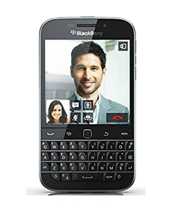 Blackberry Classic Black (Imported)