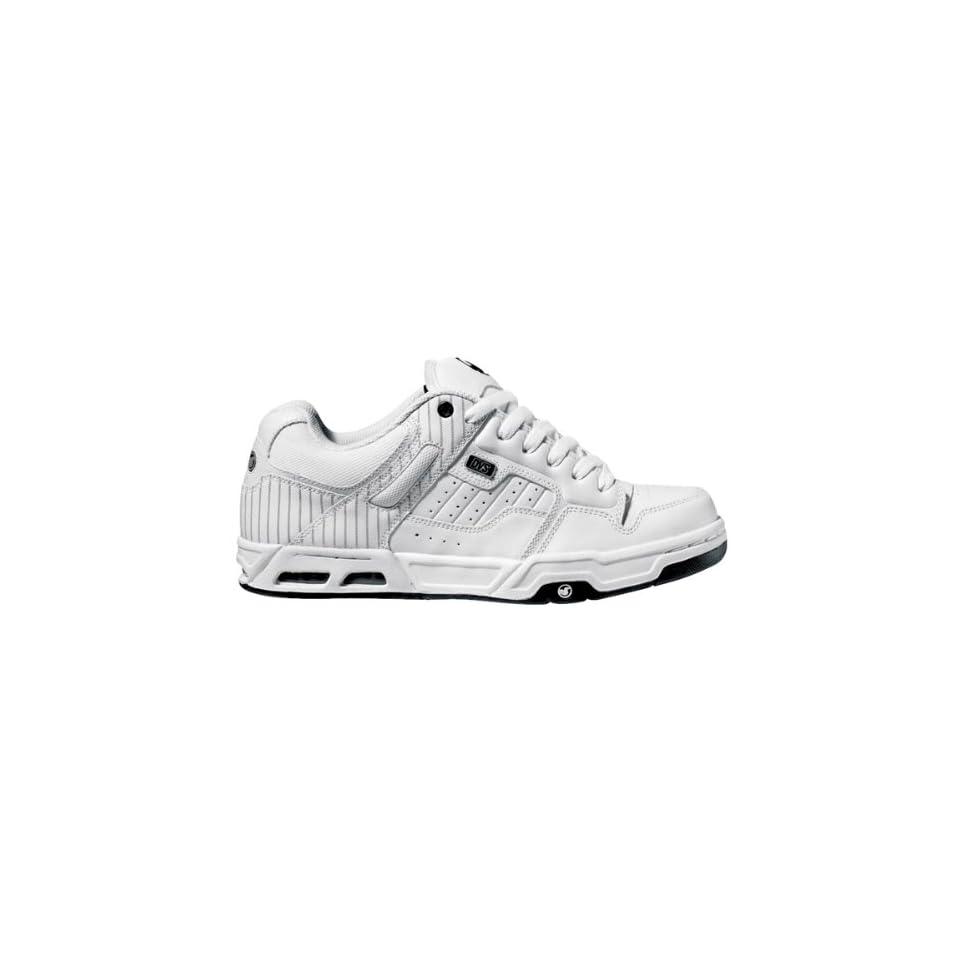 b5d36ac869 DVS Enduro Heir FA2 Mens Skate Shoes Race Wear Footwear White   Size ...