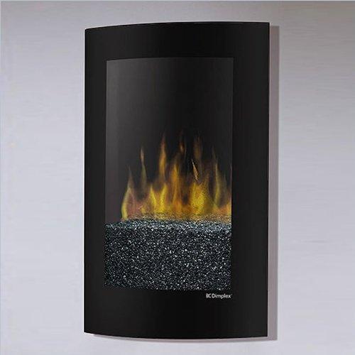 Dimplex Convex Electric Fireplace Wall Mount, VCX1525, Black picture B001L2RBGC.jpg