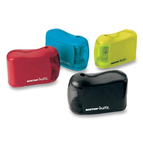 X-Acto 4Aa Buzz Battery-Powered Pencil Sharpener, Color May Vary (16758)