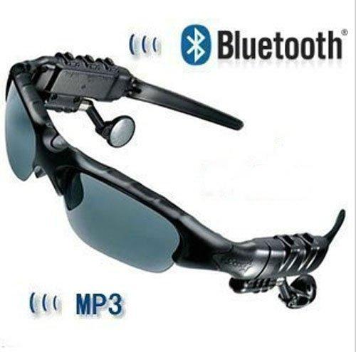 Onedayshop® 4Gb Headphone Bluetooth Mp3 Sunglass Mp3 Player