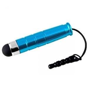 2010kharido MINI STYLUS PEN FOR IPHONE 3G 3GS 4 4S 5 IPAD 2 3 4 SAMSUNG HTC TOUCH TABLET LIGHT BLUE