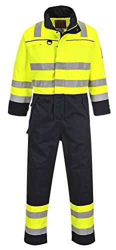 resistente-al-fuego-multi-norm-hi-vis-mono-general-overol-trabajo-s-3-x-l-fr60-amarillo-yellow-navy-