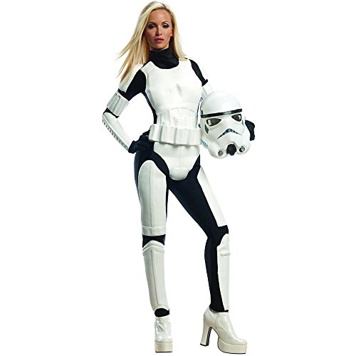 Star Wars: Women's Stormtrooper Costume