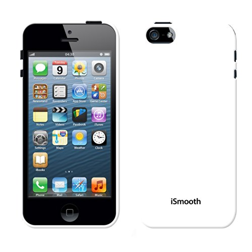 Ismooth Apple Iphone 5 Phone Case - White