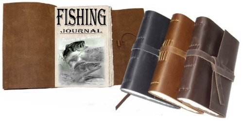 Hunter Fishing Journal With/photo Pages