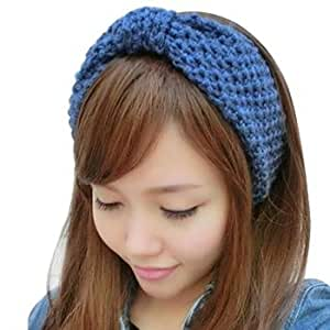 Crochet Hair Amazon : ... Headwrap Winter Warmer Fashion Crochet Hair Band: Car Electronics