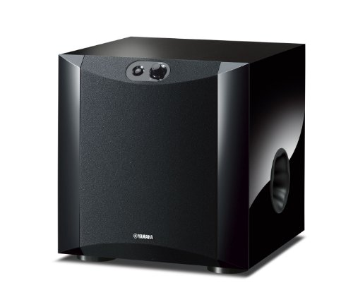 Yamaha Ns-Sw200Pn 28-200 Hz 130W Powered Subwoofer