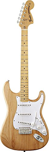 Fender Classic Series '70S Stratocaster® Electric Guitar, Natural, Maple Fretboard