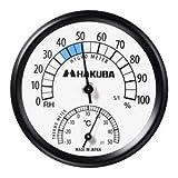 HAKUBA 防湿用品 湿度計C-43(温度計付) KMC-43