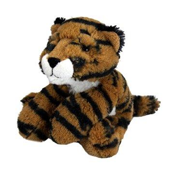 "Purr-Fection Tango Junior Snuggle Ups Bengal Tiger 8"" Plush"