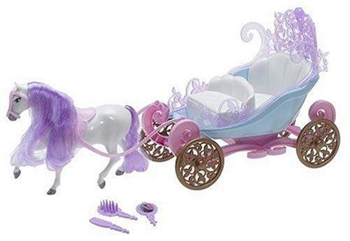Mattel - Barbie J6074 - Mini Knigreich Pferd