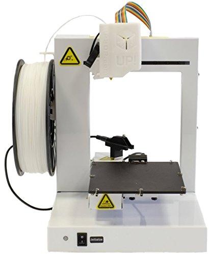 PP3DP UP! Plus 2 - qualitativ hochwertiger 3D Drucker / Printer mit Starterset und Software