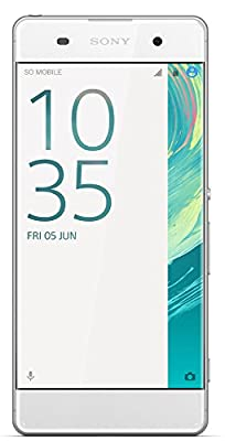 Sony Xperia XA Dual (White)