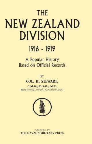 新西兰司 1916年-1919年。 在法国新西兰