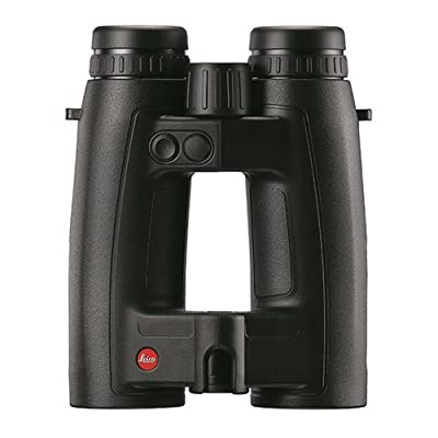 Leica Geovid 10x42 HD-R 2200 Rangefinder Binocular, Black by Leica Sport Optics